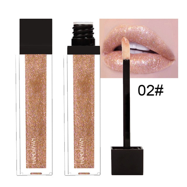 Shimmering Lost Lasting Lip Gloss