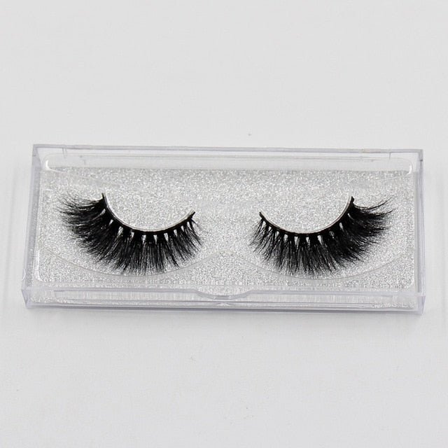 3D Mink Lashes High Volume Soft