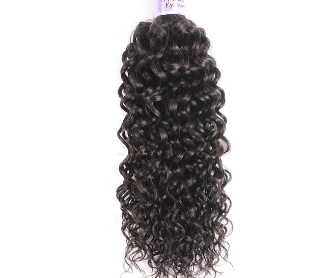 Kysiss Series 8A Peruvian Curly Hair Bundles