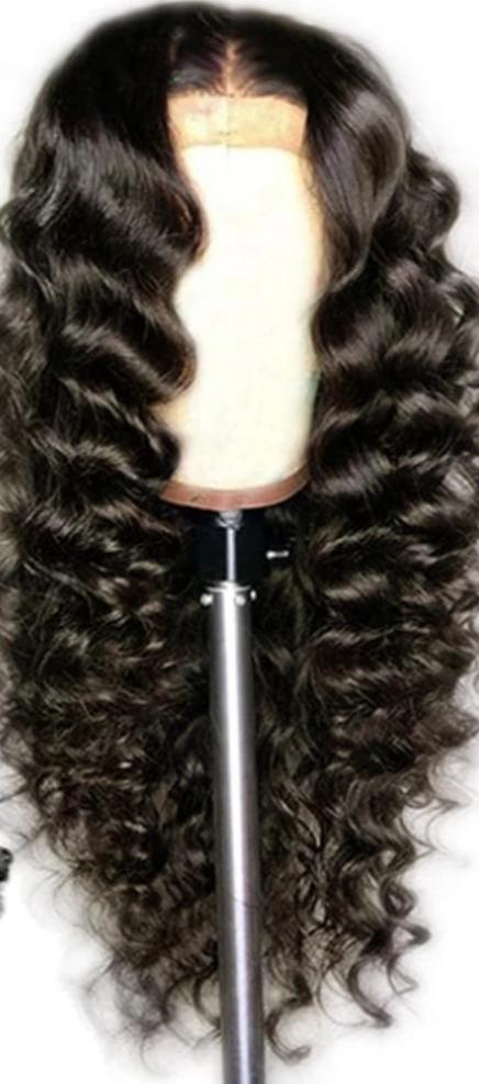 13*4/6 Loose Deep Wave Lace Front Wig