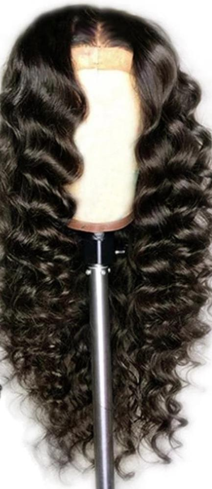 13*4/6 Loose Deep Wave Lace Front Wigs 14-24 Inch Brazilian Remy Hair
