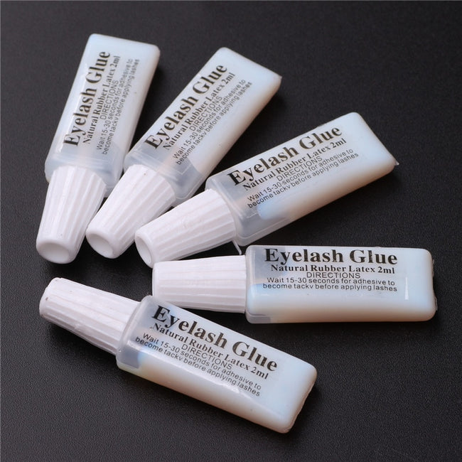 2ml Clear Eyelash Glue Waterproof False Eyelashear