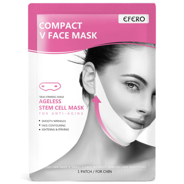 Compact V Face Mask Bandage Face Lift