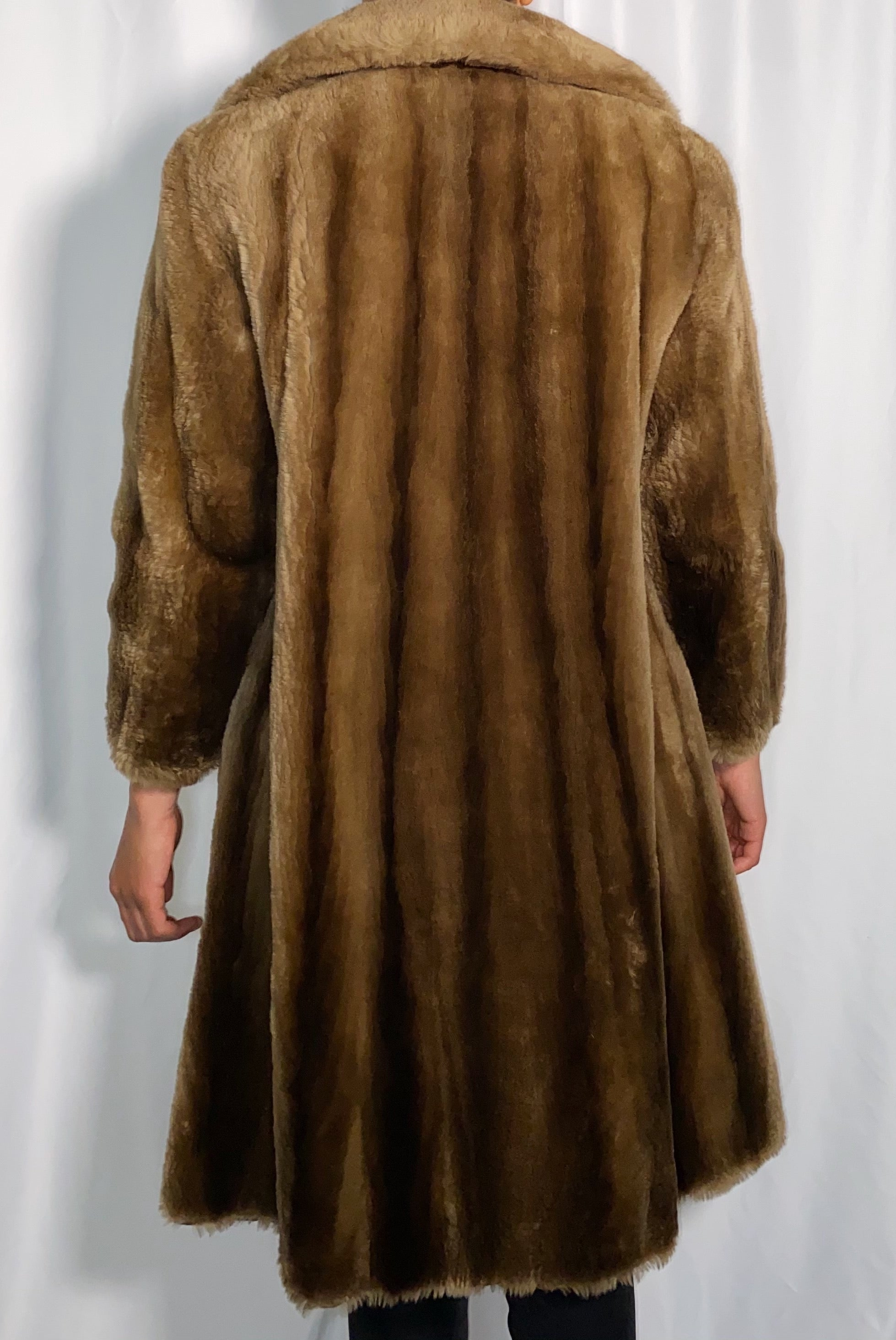 Vintage Barbarsuly Bros. Fur Coat (size medium)