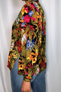 Vintage Bon Worth Button-up (size small)
