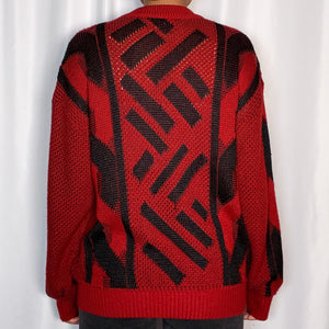 Vintage Men's Lora Sweater (size large)