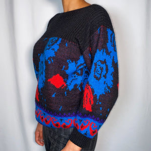 Vintage D.D. Sloan Sweater (size small)