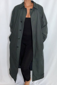 Vintage London Club Coat (size 38, fits like a large)