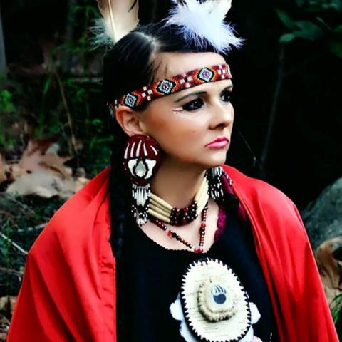Ayasha of Founder of Heal Our Mother Earth