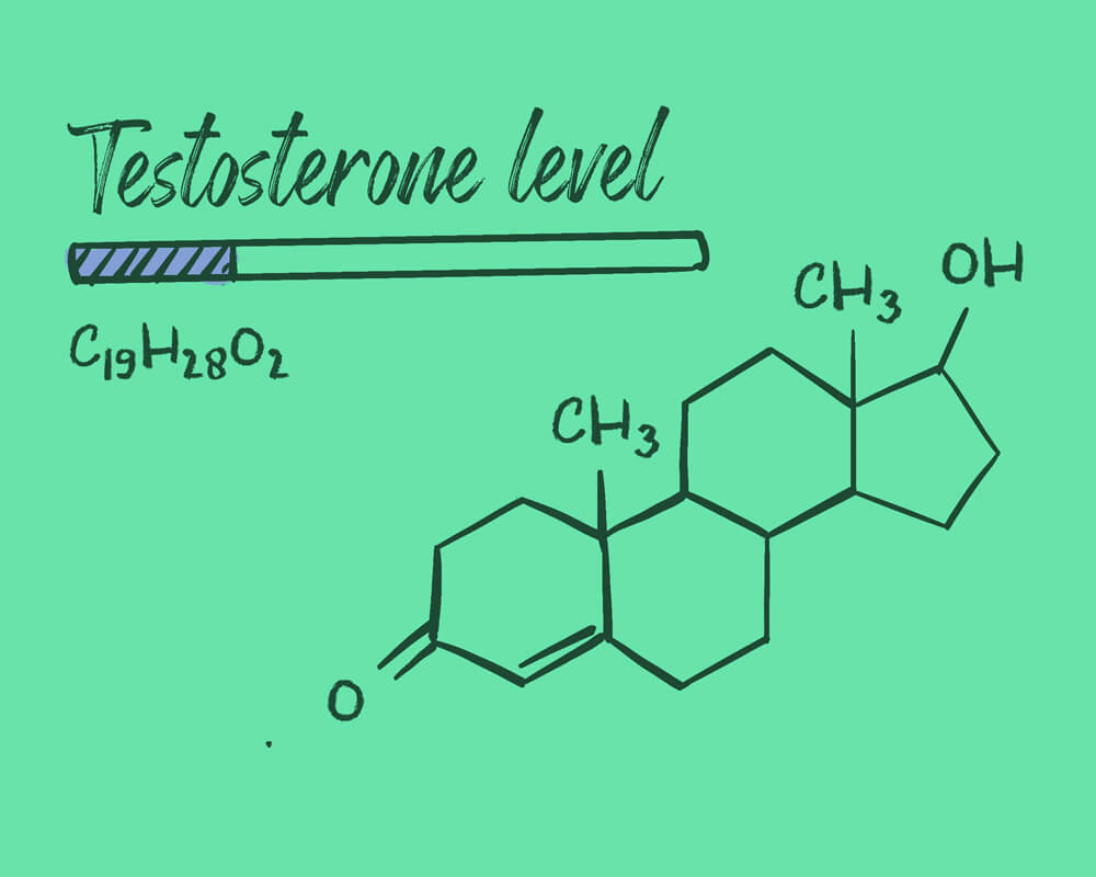 Low Testosterone - Clit Atrophy