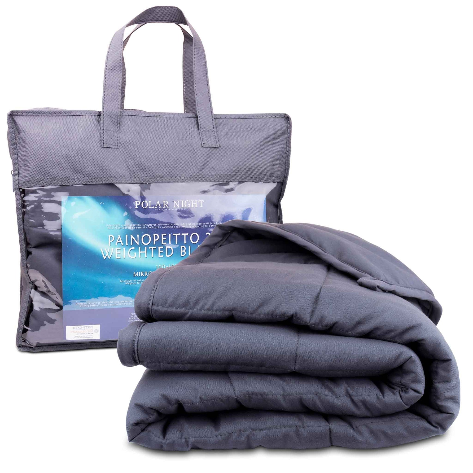Polar Night weighted blanket 200x220cm (12-16kg)