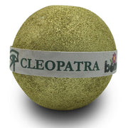 LIMITED EDITION Cleopatra Gold Milk Bath Bomb Soak with Gold Glitter