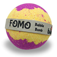 FOMO Bubble Bath Bomb Creates Thick Luscious Bubbles that last for ages - Never Miss a Party