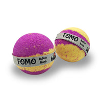 FOMO Bubble Bath Bomb Made to Enjoy by Bomd
