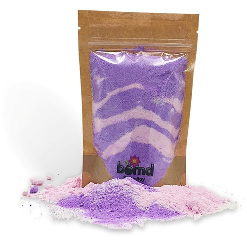 Love Spell Fizzing Bubble Bath Dust with moisturising Oils & Butters