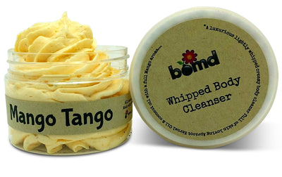 Mango Tango Whipped Body Cleanser Soap with Coconut Oil