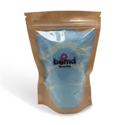 Mermaid Kisses Fizzing Bubble Bath - Makes mountains of thick tropical Coconut Lime bubbles that last for ages.
