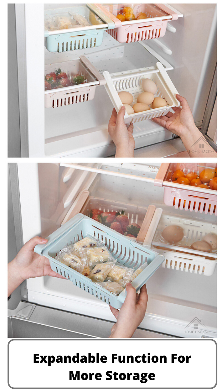 good quality fridge storage