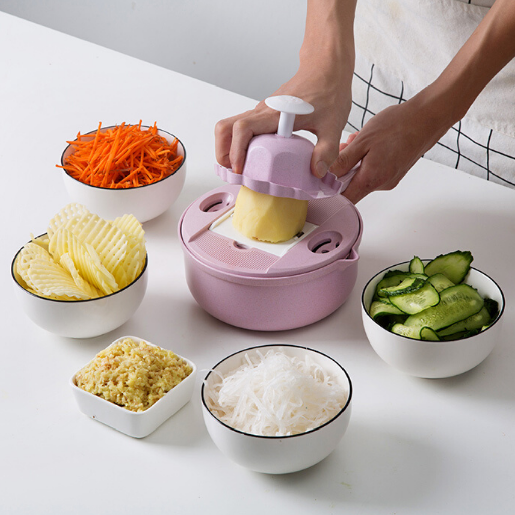 HomeHacks+ Multi-Function Vegetables Slicing Tool