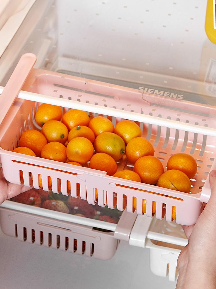 Refrigerator Expandable Storage Holder