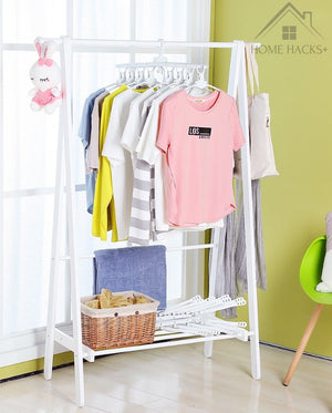 Multi-Function Foldable Space Saving Hanger