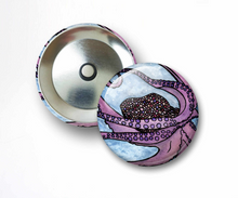 Load image into Gallery viewer, Thankful Octopus - Sea Life Inspired Watercolor - 2.25 Inch Refrigerator Magnet