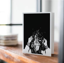 Load image into Gallery viewer, Storm,  Inktober Day 17 - Handmade Notecard