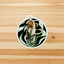 Load image into Gallery viewer, Vapors - Fantasy Inspired Watercolor - Die Cut Vinyl Sticker