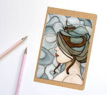 Load image into Gallery viewer, Adrift, Nautical Inspired Notebook / Sketchbook / Journal