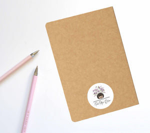 Speak Up, Finding Your Voice Inspired Notebook / Sketchbook / Journal