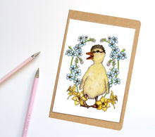 Load image into Gallery viewer, Just Ducky, Springtime Inspired Notebook / Sketchbook / Journal