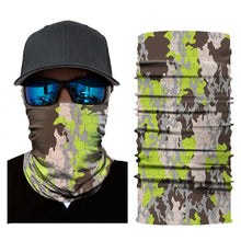 Load image into Gallery viewer, Military Army Camouflage Series pattern Bandanas Sports Ride Bicycle Motorcycle Turban Magic Headband Veil Scarf