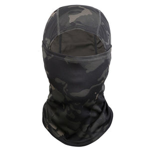Unisex Outdoor Sports Windproof Sunscreen Men An Women Riding Hat Protection Face Neck Cover Protect Cap