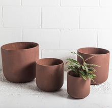 Load image into Gallery viewer, The Rustie Cement Pots - Set of 3