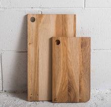 Load image into Gallery viewer, Three Cornered Chopping Board