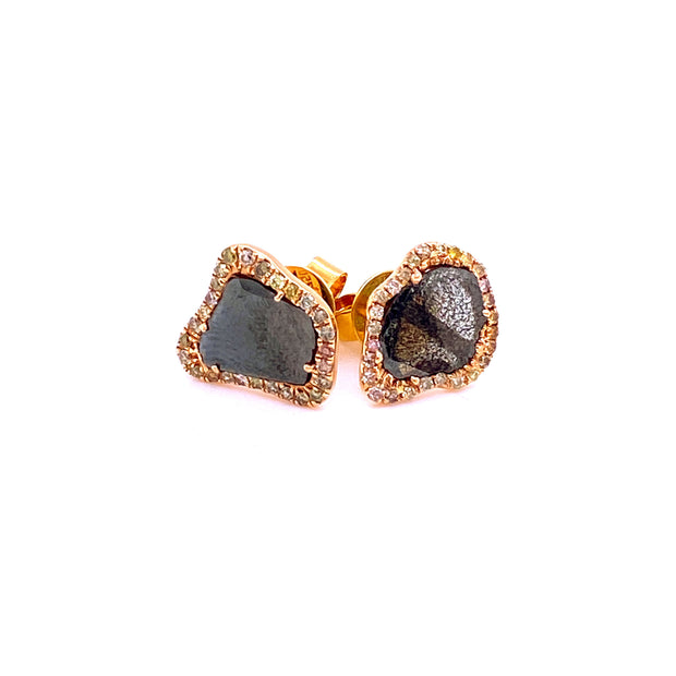 Bella Rose Studs