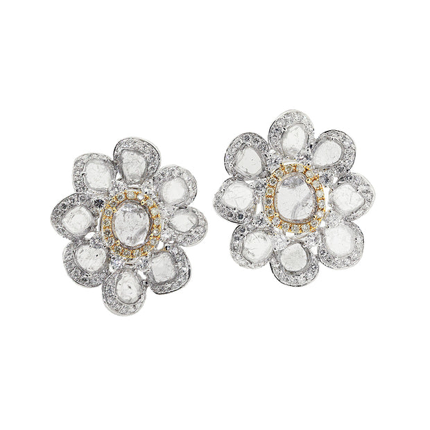 Brenda Blanc Earrings Studs