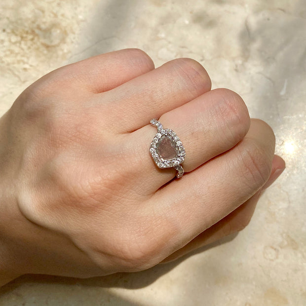 Bella Blanc Ring