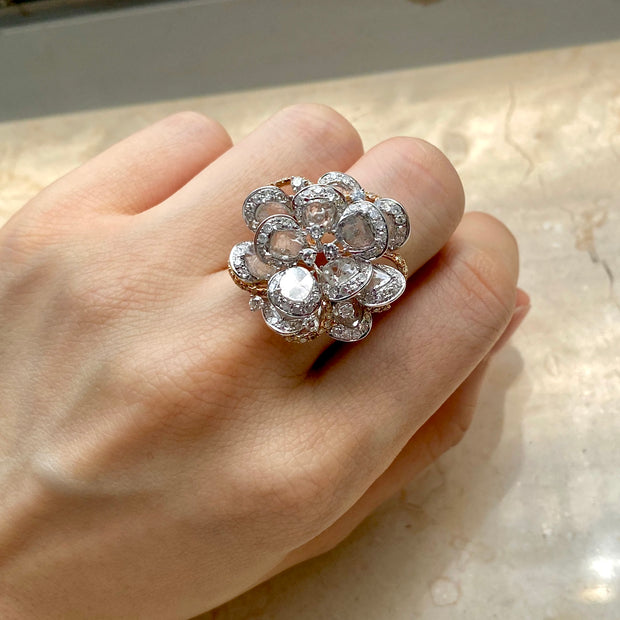 Fiorella Rose Ring