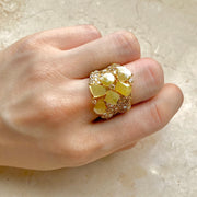 Majesty Crazy Horse Ring