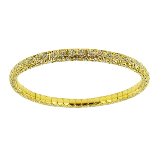 Seria Deux Bangle (Thin)