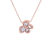 Freya Rose Necklace