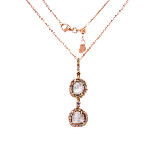 Zane Rose Necklace