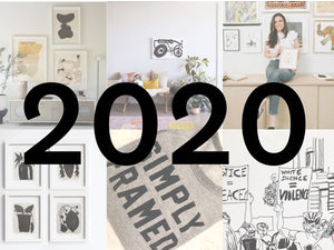 2020...WHAT A YEAR!