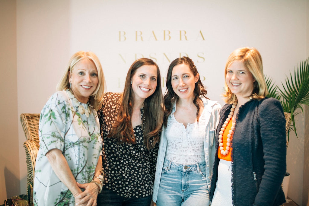 Helen Ballard, Dara Segal, Lauren Schwab and Elizabeth Ralls at BRANDSHOP Atlanta
