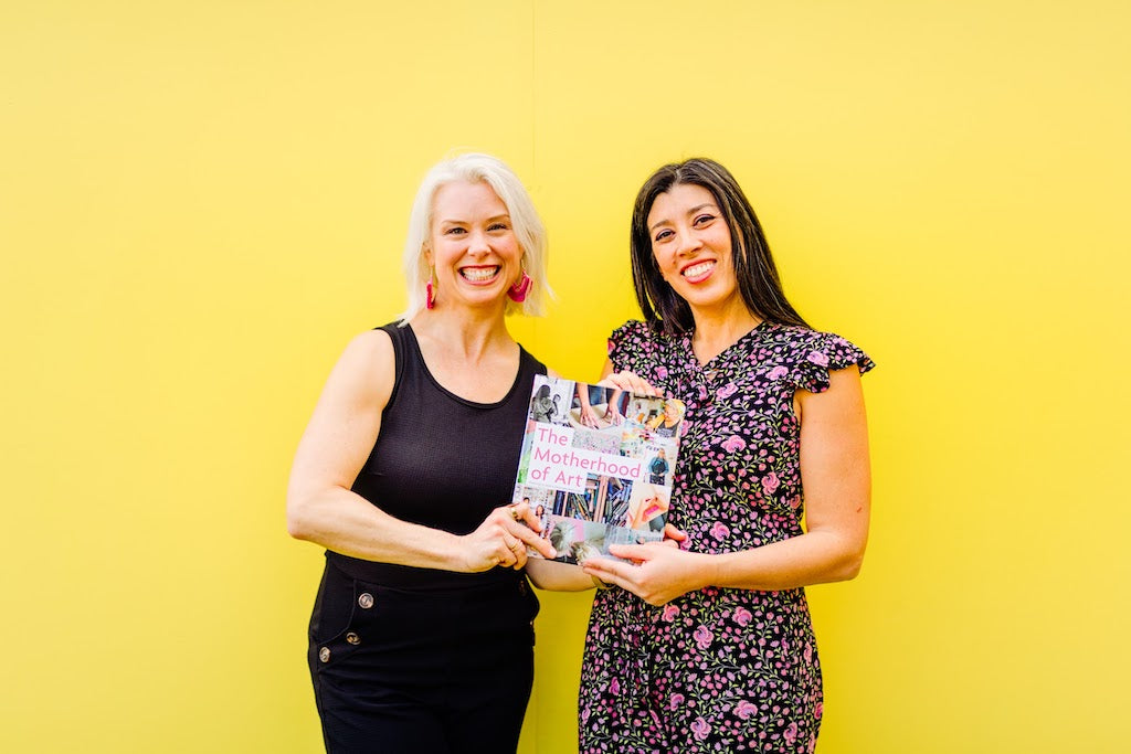 The ladies behind Carve Out Time For Art