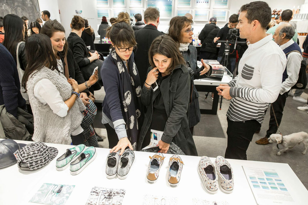Gray Malin x Sperry at Colette