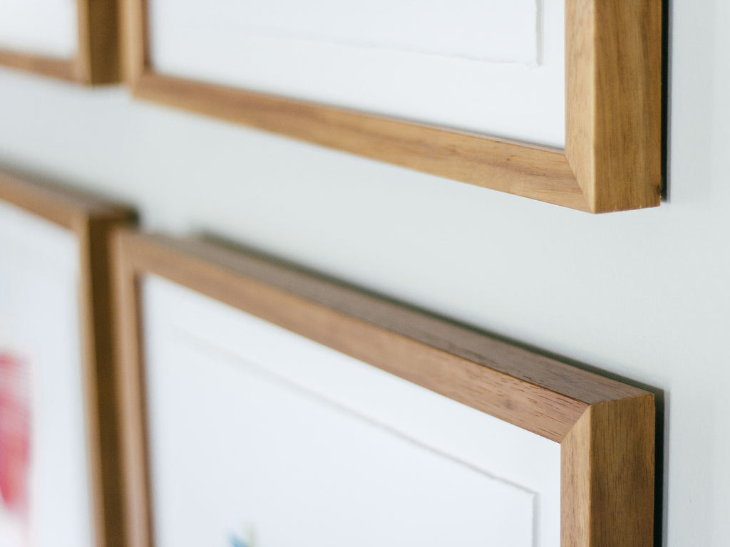 Mid-Century Frames for Old Brand New – Simply Framed