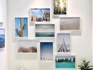 Framing Travel Photos