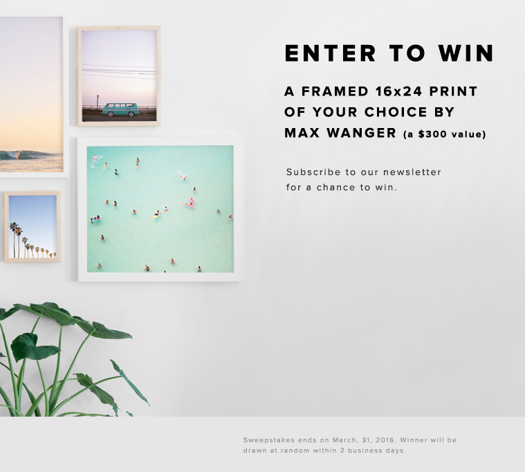 Max Wanger Sweepstakes